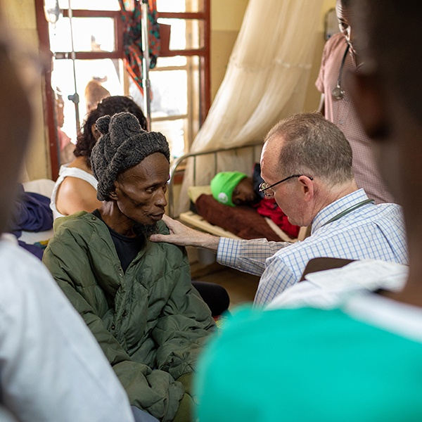 Episode #5: Paul Farmer Fights for Global Health Equity