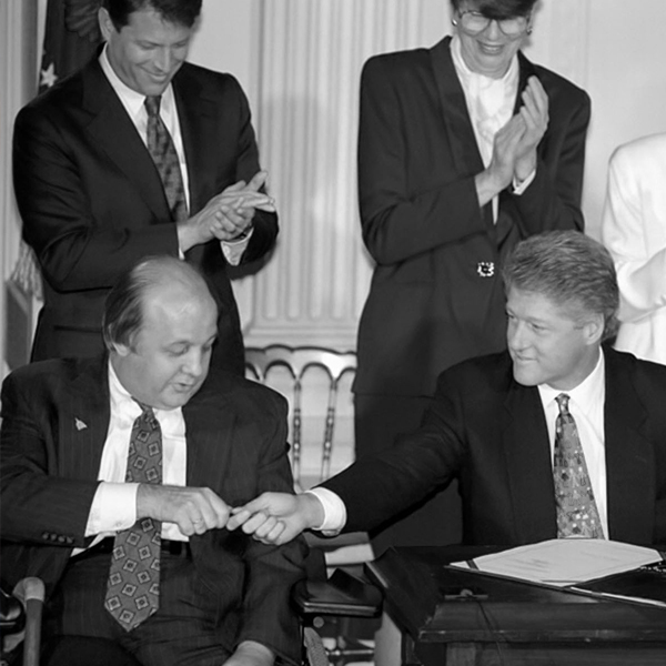 Special Episode - President Bill Clinton: Reinstate the Assault Weapons Ban Now
