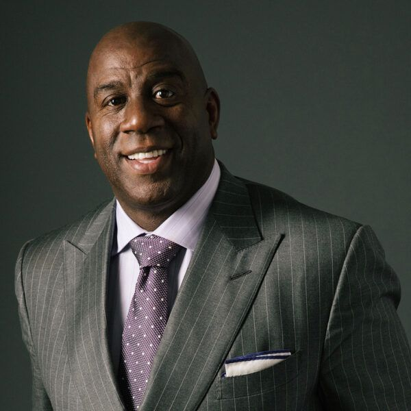 Magic Johnson: How to Design the Next Act of Your Life