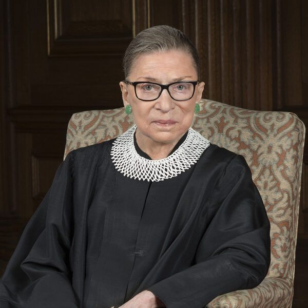 Bonus Episode: The Honorable Ruth Bader Ginsburg: How to Fight for Equality